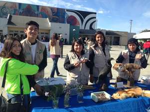 World Wetlands Day at Pajaro Valley High School