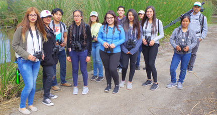 Wetland Stewards Class of 2017
